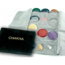 12 Piece Crystal Chakra Set with Pouch