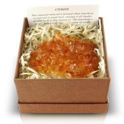 Citrine in Gift Box