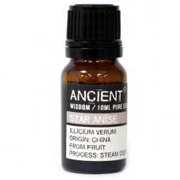 Aniseed China Star (Star Anise) Essential Oil 10ml