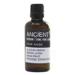 Aniseed China Star (Star Anise) Essential Oil 50ml