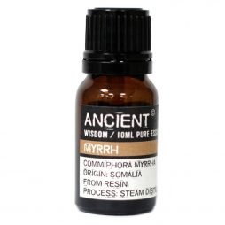 Myrrh Essential Oil 10 ml