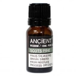 Scots Pine (Sylvestris) Essential Oil 10ml
