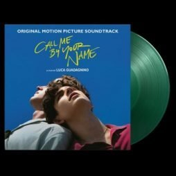 Call Me By Your Name OST 2LP Green Coloured Vinyl