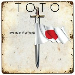 TOTO – Live In Tokyo 1980 (RSD 2020) NEW SEALED RED VINYL LIVE LP