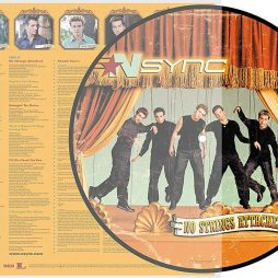 *NSYNC – No Strings Attached 20th Anniversary Picture Disc Vinyl LP