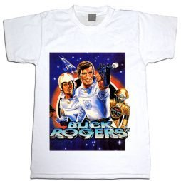 Buck Rogers T-Shirt OFFICIALLY LICENCED