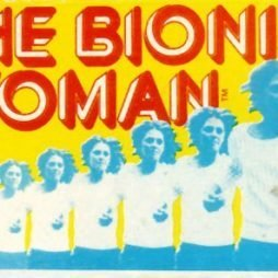 Bionic Woman Jaime Sommers Officially Licenced T-Shirt
